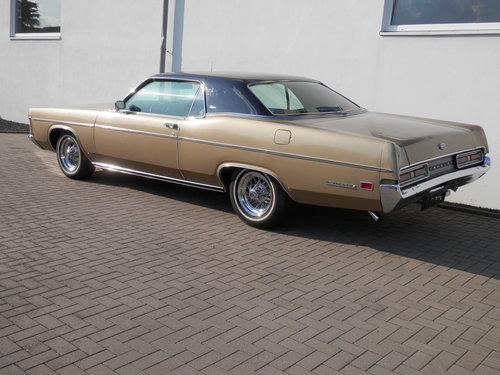1970 Mercury Monterey 2-Door Hardtop Custom Coupe For Sale (picture 3 of 6)