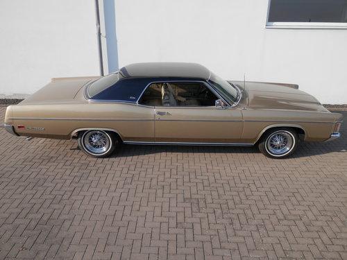 1970 Mercury Monterey 2-Door Hardtop Custom Coupe For Sale (picture 4 of 6)
