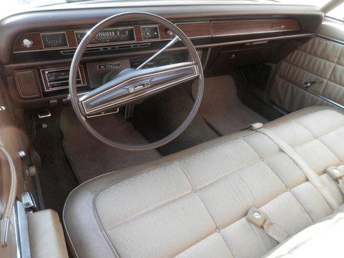 1970 Mercury Monterey 2-Door Hardtop Custom Coupe For Sale (picture 5 of 6)