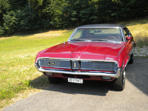 1969 Mercury cougar for sale For Sale (picture 1 of 6)