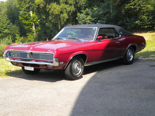 1969 Mercury cougar for sale For Sale (picture 2 of 6)