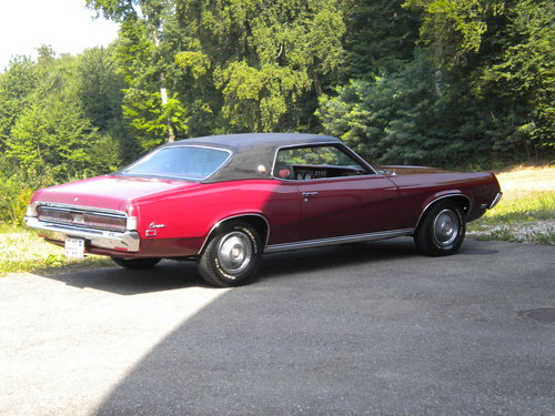 1969 Mercury cougar for sale For Sale (picture 5 of 6)