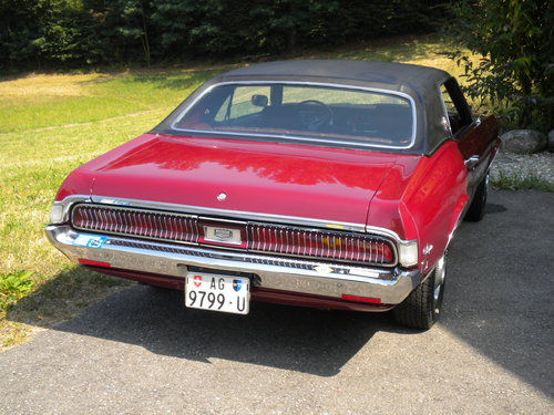 1969 Mercury cougar for sale For Sale (picture 6 of 6)