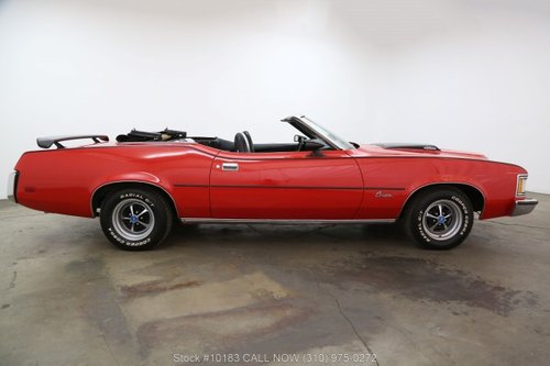 1973 Mercury Cougar For Sale (picture 2 of 6)