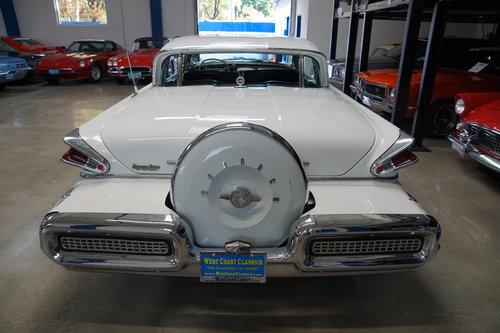 1957 Mercury Turnpike Cruiser 2 Door Hardtop 368/290HP V8 SOLD (picture 4 of 6)