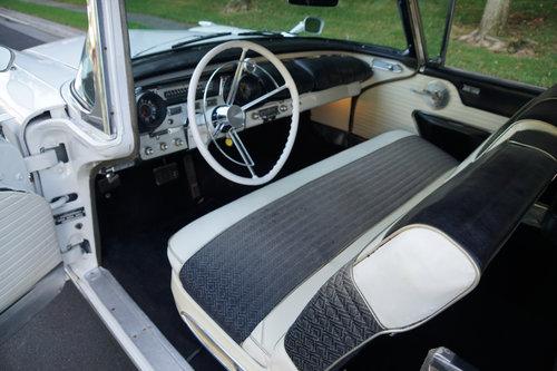 1957 Mercury Turnpike Cruiser 2 Door Hardtop 368/290HP V8 SOLD (picture 5 of 6)