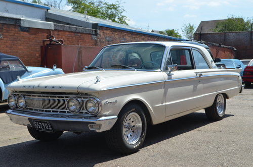 For Sale 1962 Mercury Comet S22 SOLD (picture 1 of 4)