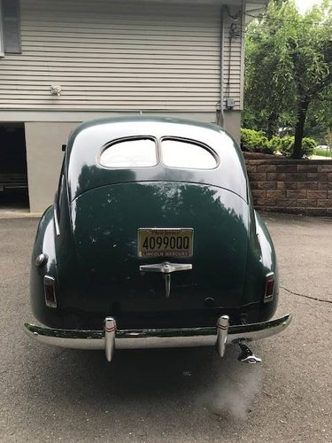 1940 Mercury Town Sedan   For Sale (picture 4 of 6)
