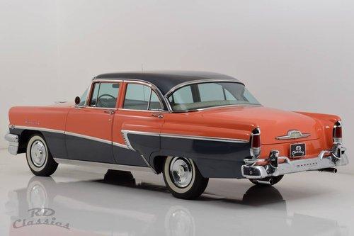 1956 Mercury Monterey Two Tone 4D Sedan For Sale (picture 1 of 6)