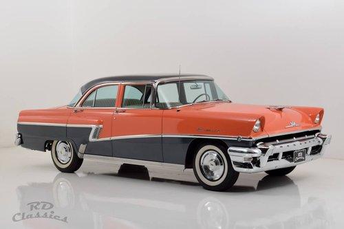 1956 Mercury Monterey Two Tone 4D Sedan For Sale (picture 2 of 6)