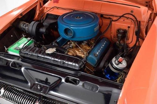 1956 Mercury Monterey Two Tone 4D Sedan For Sale (picture 4 of 6)