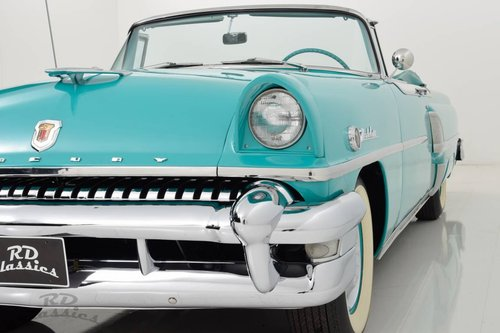 1955 Mercury Montclair Convertible For Sale (picture 1 of 6)
