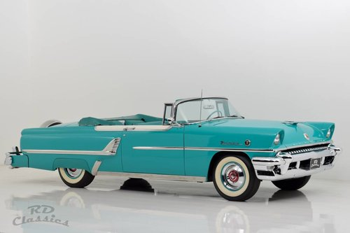 1955 Mercury Montclair Convertible For Sale (picture 2 of 6)