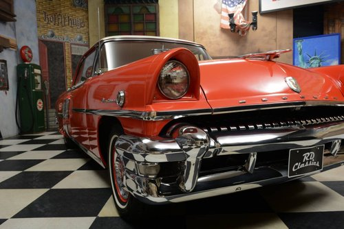 1955 Mercury Monterey 2D Hardtop Coupe For Sale (picture 5 of 6)