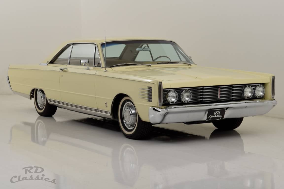 1965 Mercury Parklane Marauder - 390 Cui. 300PS!  For Sale (picture 1 of 6)