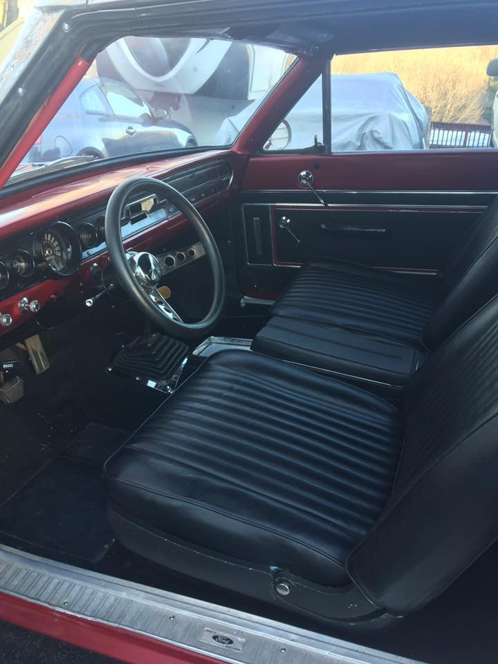 1965 Mercury Comet Cyclone (Sussex, NJ) $29,900 obo For Sale (picture 4 of 6)