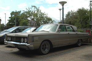(REDUCED) 1965 Mercury Parklane Breezeway For Sale