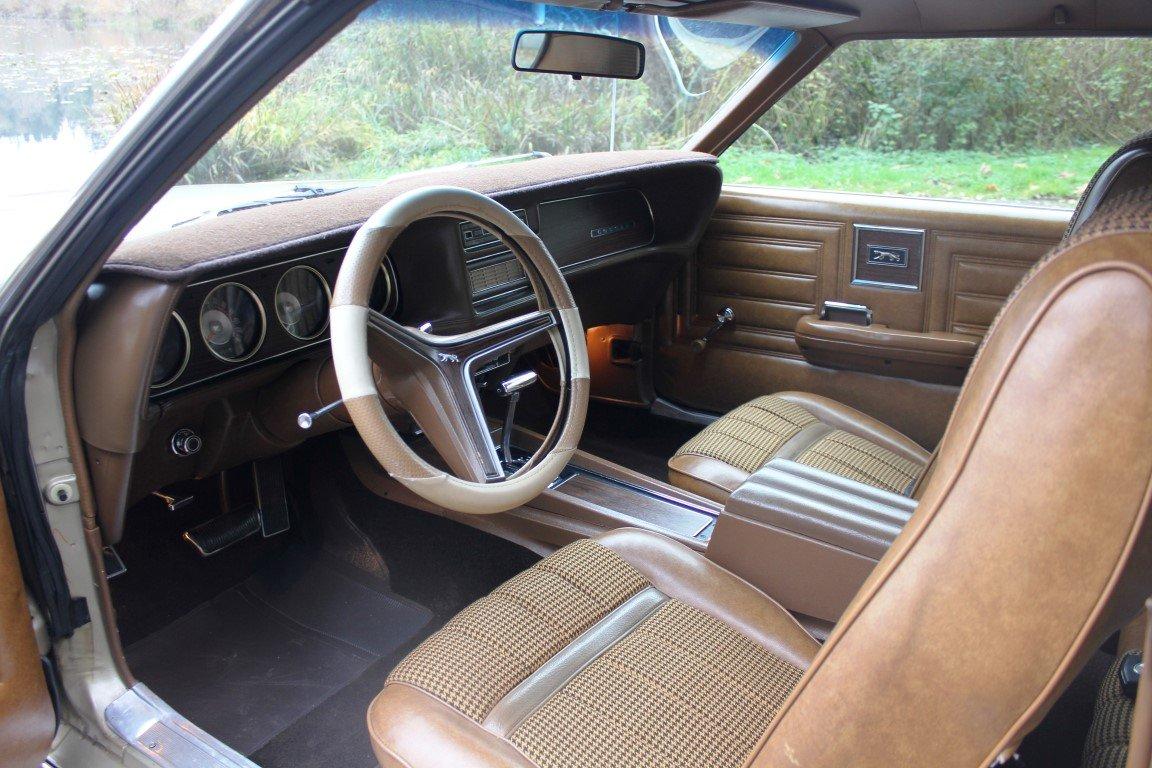 1970 Mercury Cougar, Rare