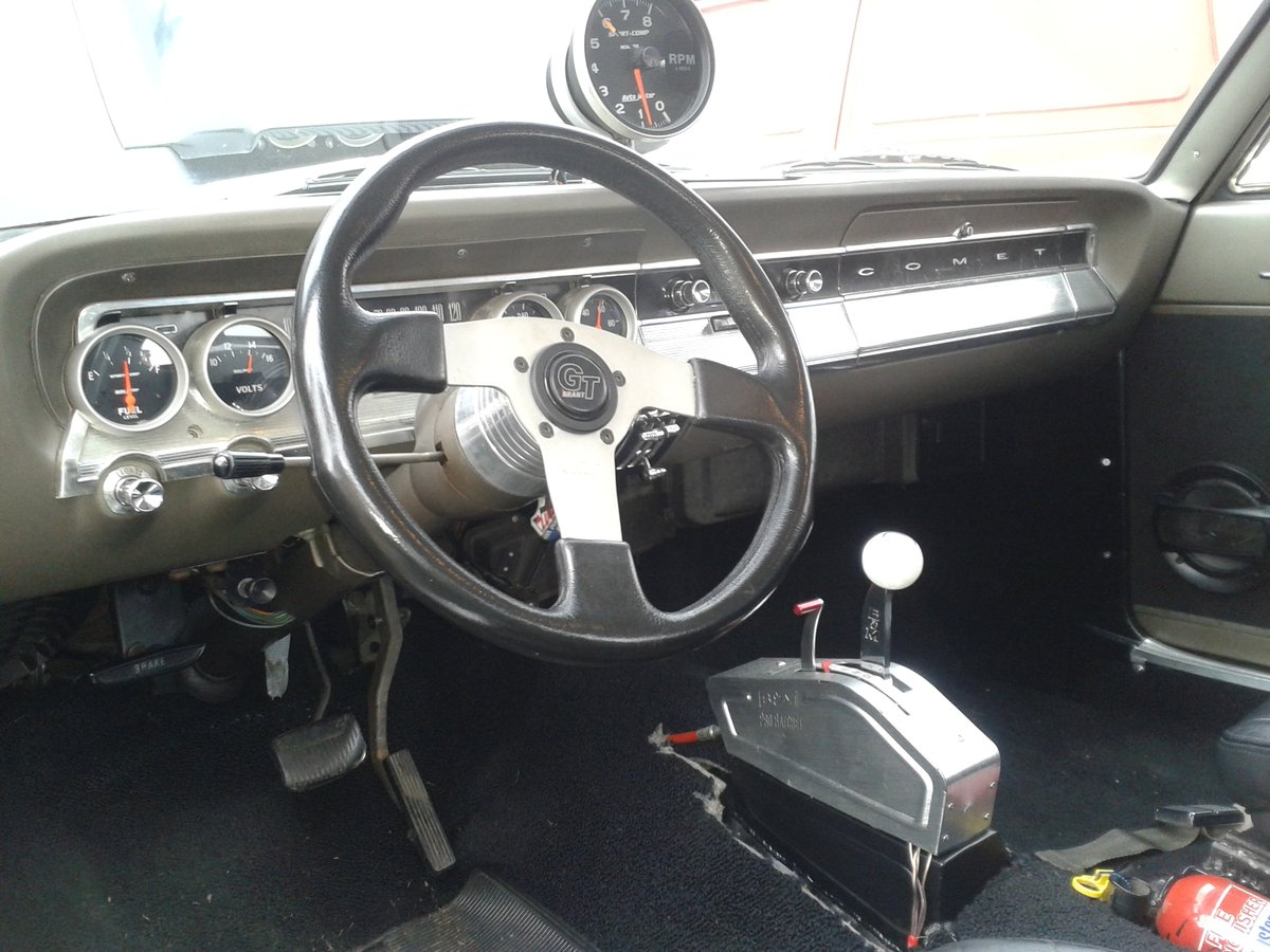 1964 COMET 202 2 DOOR SOLD (picture 4 of 6)