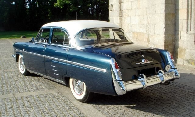 Mercury Montrey - 1953 For Sale (picture 3 of 6)