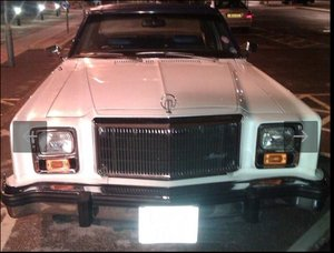 Ford Mercury Monarch 1979 RHD V8 302 For Sale
