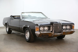 1971 Mercury Cougar Convertible For Sale