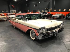 1957 MERCURY MONT CLAIR - AMERICAN CLASSIC - Ivory overPink For Sale