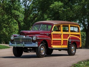 1948 Mercury Marmon-Herrington Station Wagon  For Sale by Auction