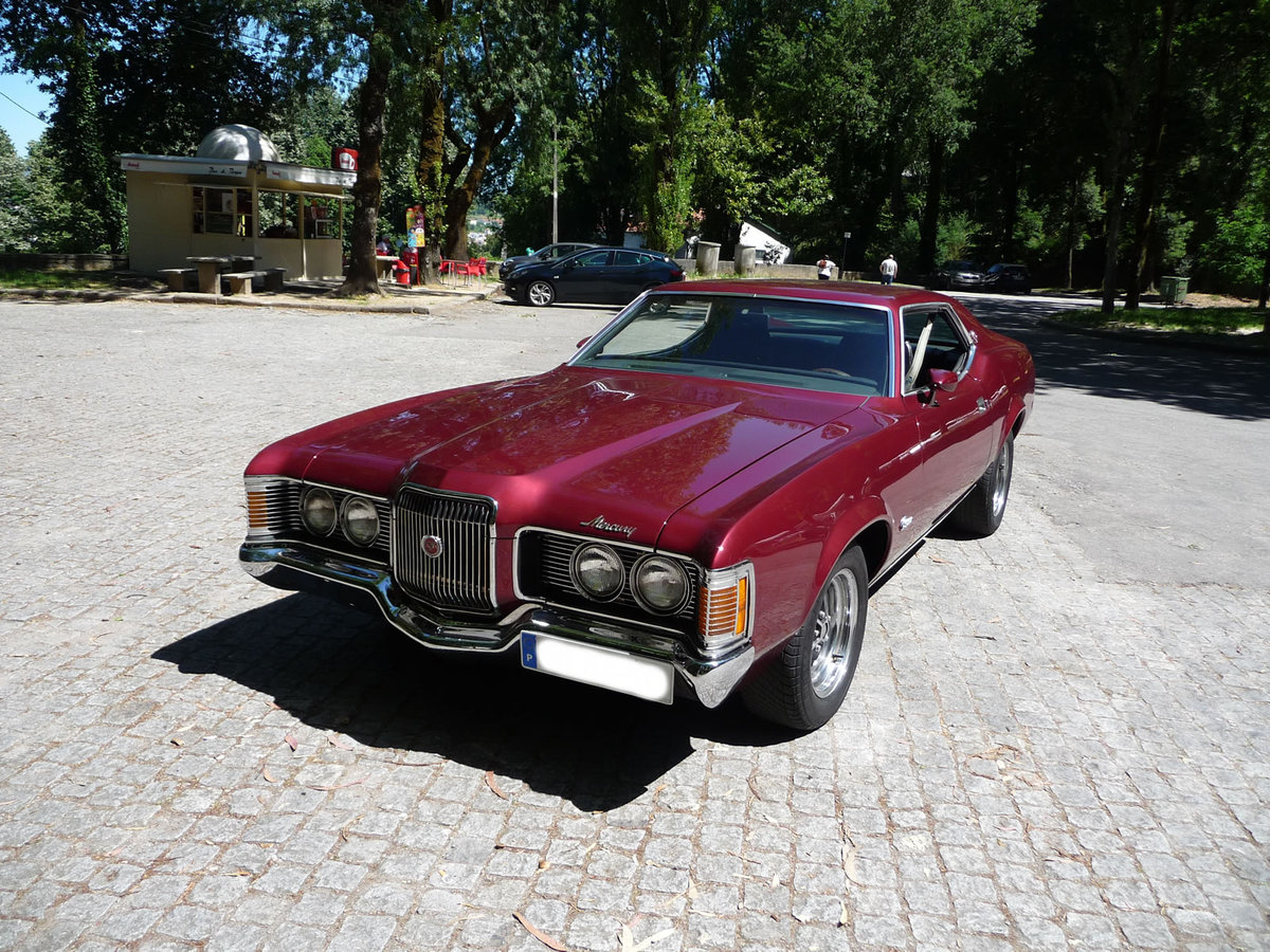 Mercury Cougar XR7 1971 For Sale (picture 1 of 6)