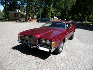 Mercury Cougar XR7 1971 For Sale
