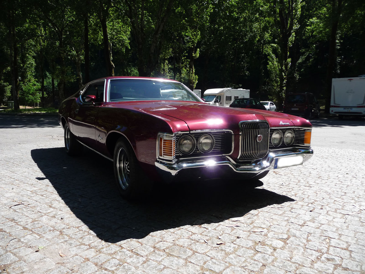 Mercury Cougar XR7 1971 For Sale (picture 2 of 6)
