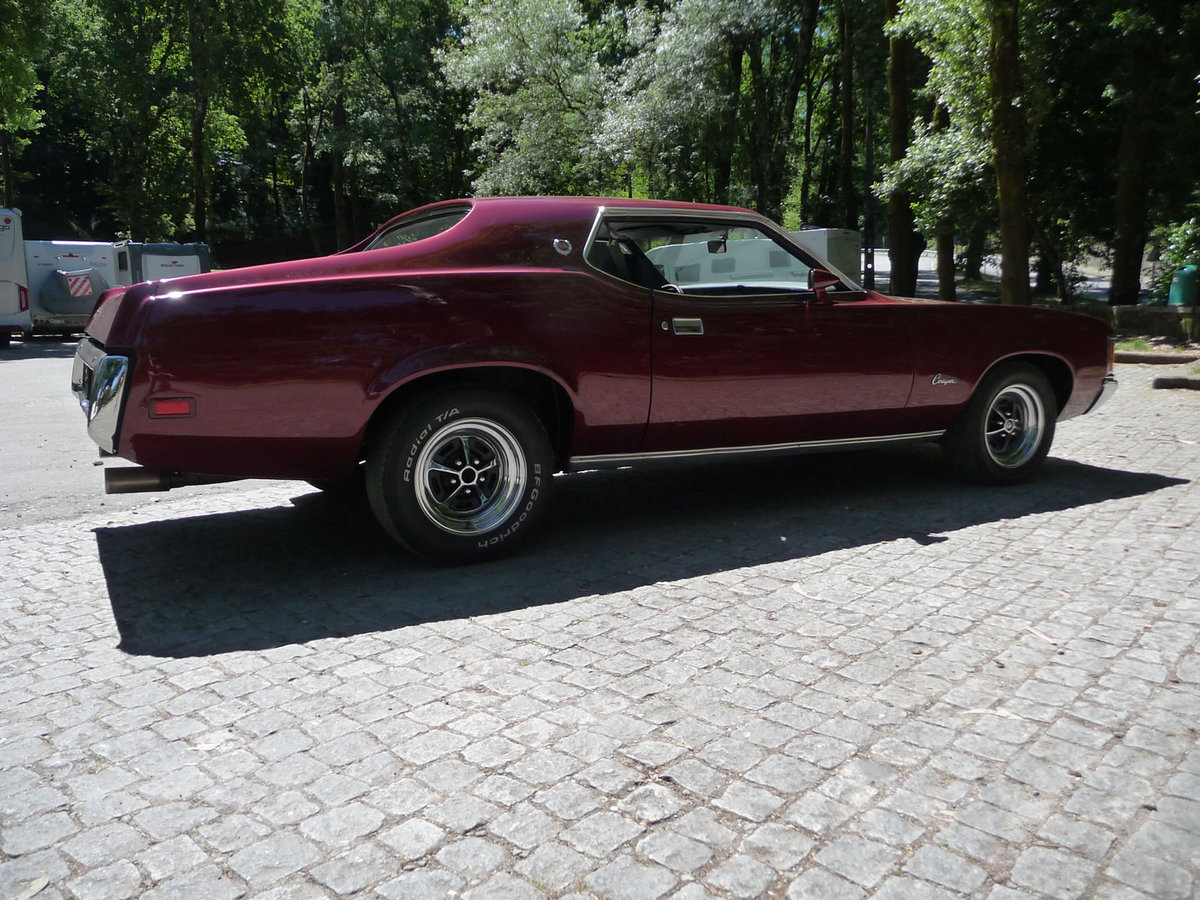 Mercury Cougar XR7 1971 For Sale (picture 4 of 6)