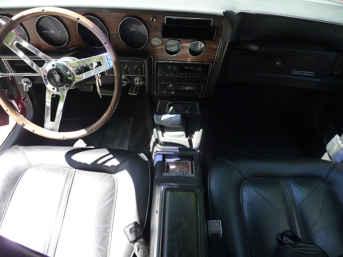 Mercury Cougar XR7 1971 For Sale (picture 5 of 6)
