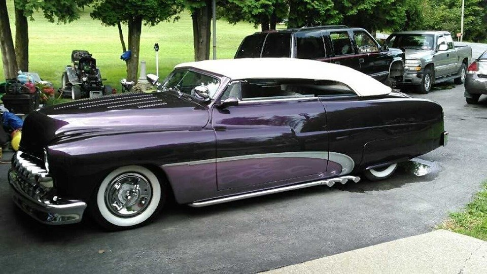 1951 Mercury Custom Series 1cm (Dubois, PA) $54,900 obo For Sale (picture 1 of 6)