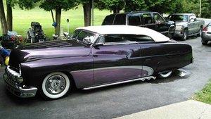 1951 Mercury Custom Series 1cm (Dubois, PA) $54,900 obo For Sale
