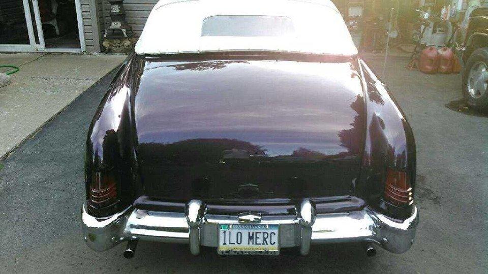 1951 Mercury Custom Series 1cm (Dubois, PA) $54,900 obo For Sale (picture 2 of 6)