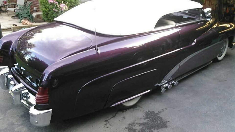 1951 Mercury Custom Series 1cm (Dubois, PA) $54,900 obo For Sale (picture 6 of 6)