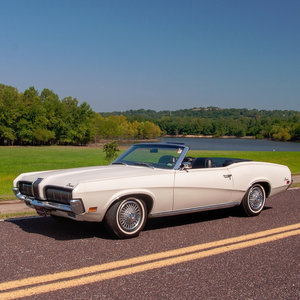 1970 Mercury Cougar Convertible = Rare Clean Ivory 351 $obo For Sale