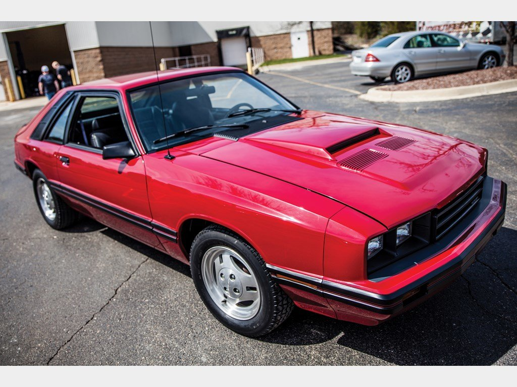 1983 Mercury Capri RS  For Sale by Auction (picture 1 of 6)