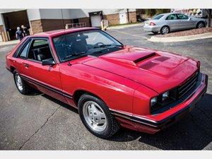 1983 Mercury Capri RS  For Sale by Auction