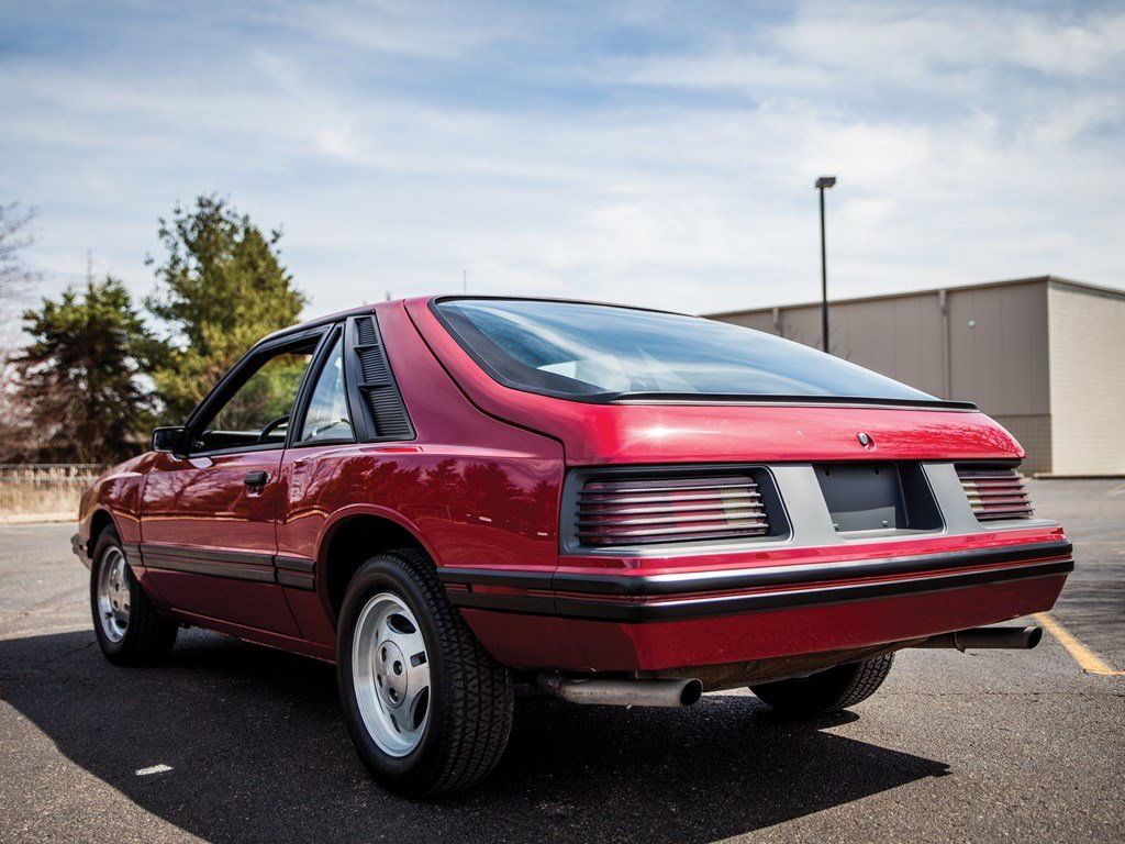 1983 Mercury Capri RS  For Sale by Auction (picture 2 of 6)