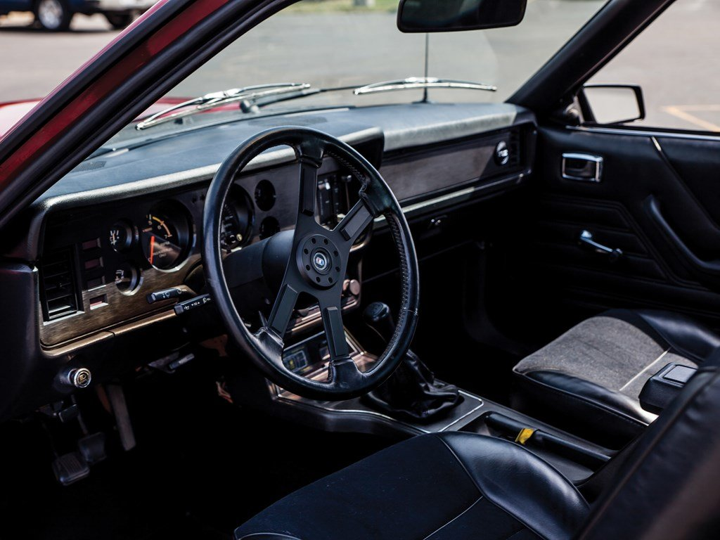 1983 Mercury Capri RS  For Sale by Auction (picture 3 of 6)