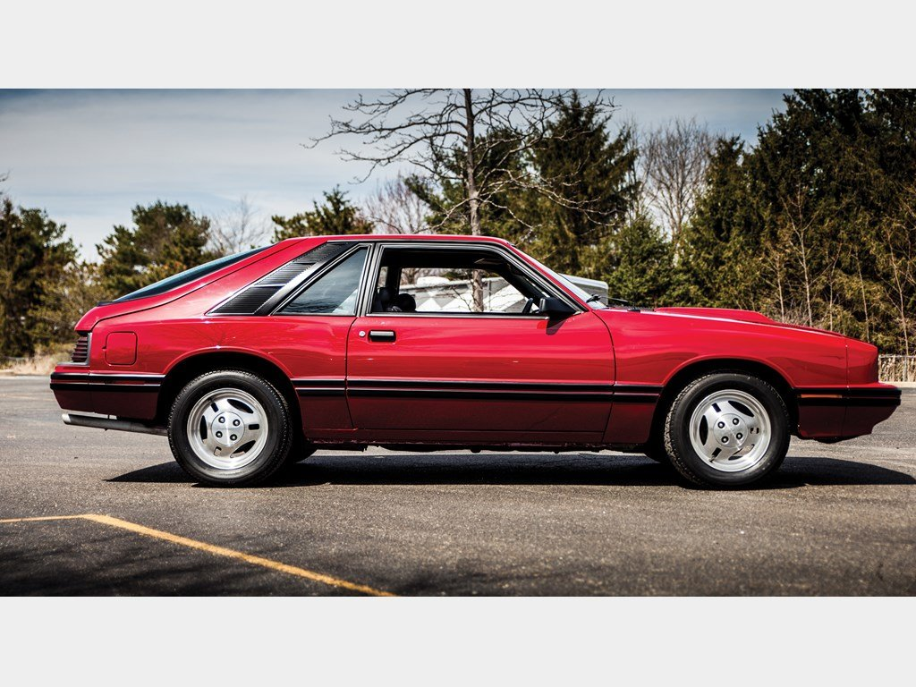 1983 Mercury Capri RS  For Sale by Auction (picture 4 of 6)