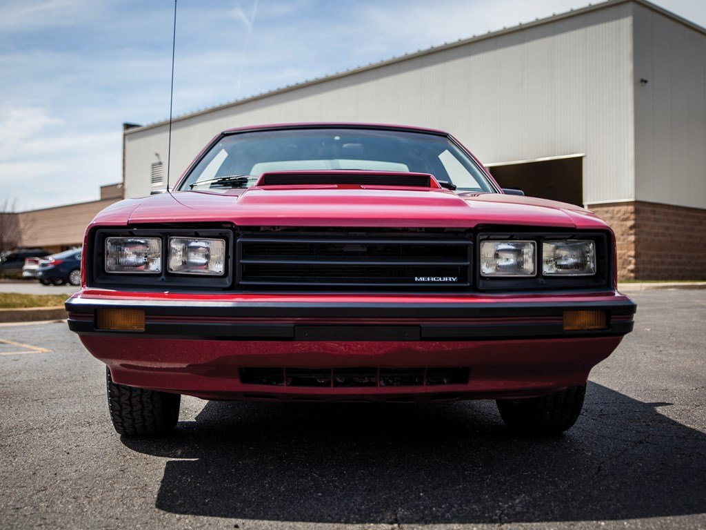 1983 Mercury Capri RS  For Sale by Auction (picture 5 of 6)