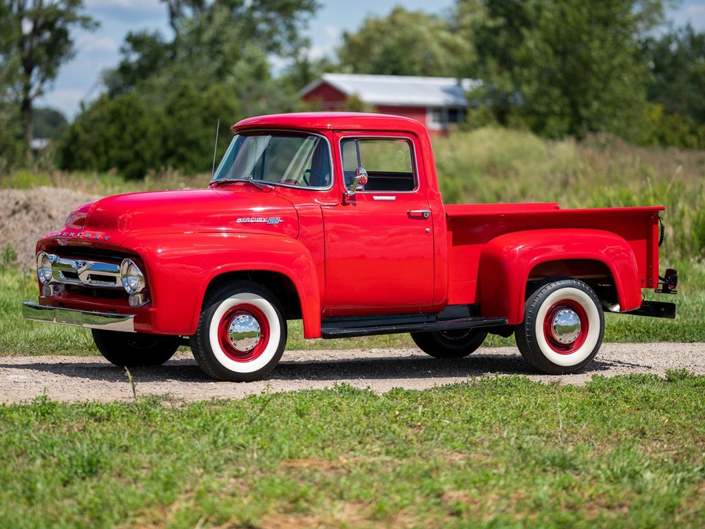 1956 Mercury M100 Pickup  For Sale by Auction (picture 1 of 6)