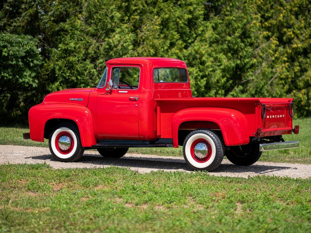 1956 Mercury M100 Pickup  For Sale by Auction (picture 2 of 6)