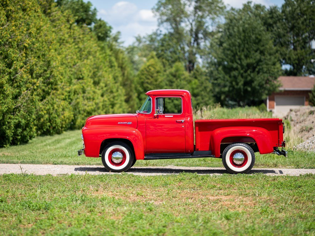 1956 Mercury M100 Pickup  For Sale by Auction (picture 5 of 6)