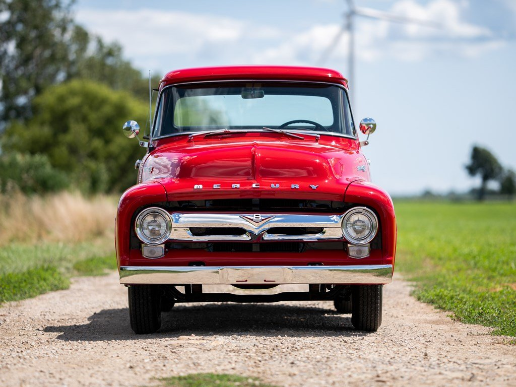 1956 Mercury M100 Pickup  For Sale by Auction (picture 6 of 6)