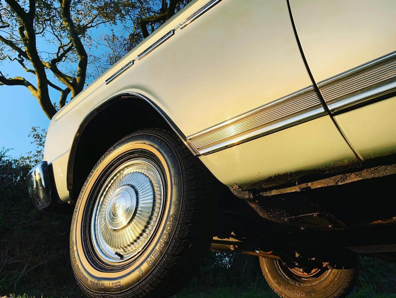 1967 1965 Mercury Comet Caliente Ex 65 Paris Motor Show low miles SOLD (picture 6 of 6)