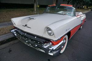 1956 Mercury Montclair 312 V8 Convertible  SOLD